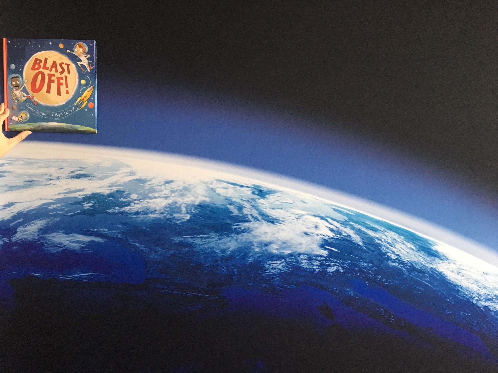 Atmospheric earth