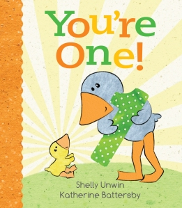 Youre one cover